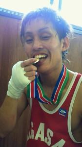 ボクシング新人選手権